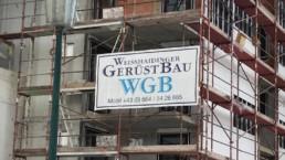 Banner Bauzaunblenden WTW Andorf x1