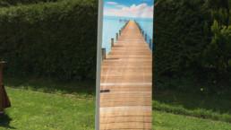 Beachflags WTW Andorf x3