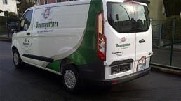 Fahrzeugbeschriftung CarWrapping WTW Andorf x10