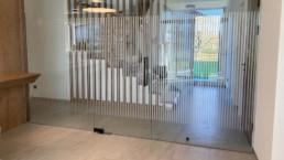 Glasdekor Folie WTW Andorf x4